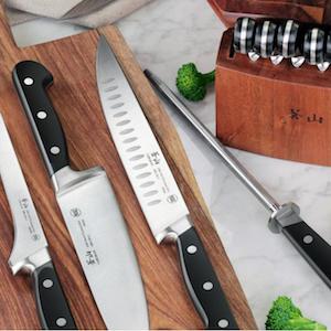 Cangshan 22-Piece Knife Block Set