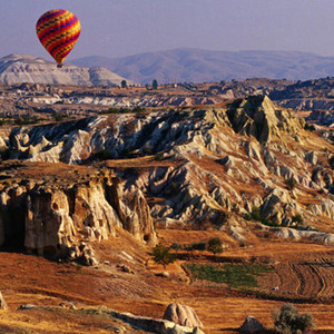 Time to See Cappadocia from High Above!