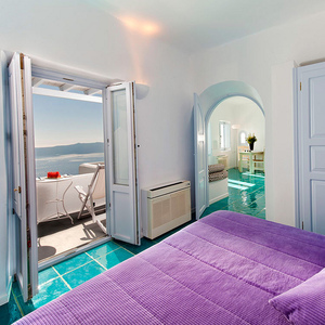 Our Santorini Accommodations
