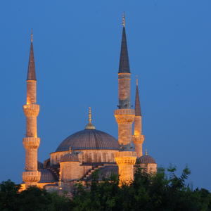 A Half Day Sightseeing Tour of Istanbul