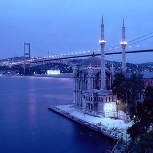 A Romantic Dinner on the Bosphorus!
