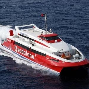 Off to Santorini!